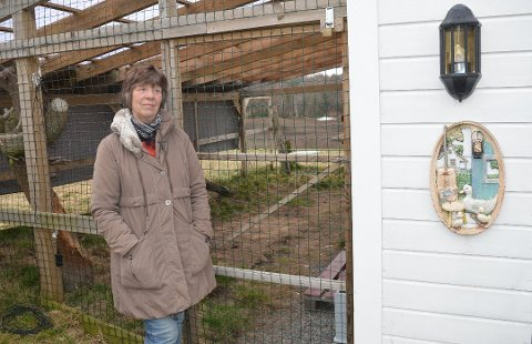 VANT: Eieren av Miabua, Vigdis Gyring, vant i forliksrådet mot Dyrebeskyttelsen Norge.