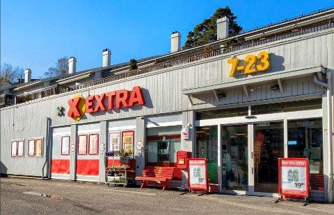 TIL SALGS: Prisantydningen for Coop Prix-eiendommen i Vesterøyveien 27 er snaut 17 millioner kroner.