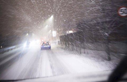 Går det som prognosene tilsier kan det bli en snørik uke.