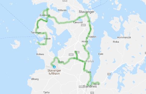 Bussvei-prosjektet blir tidenes kollektivløft på Nord-Jæren, men det blir 2,8 milliarder kroner dyrere enn planlagt. Dermed må det kuttes uten at det går ut over fremkommeligheten til bussen, eller lengden på traseen.