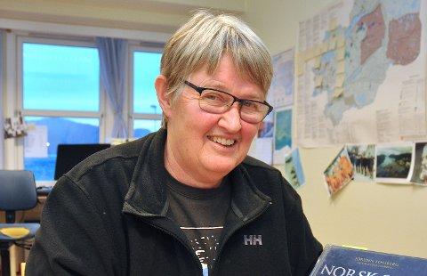 EI PÅMINNING: Haldis K. Nilsen set pris på å bli minna på at politikarane ønskjer ei positiv haldning, men kan ikkje kutta ut lovverket.