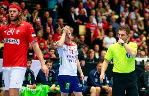 Norge spiller VM-finale mot Danmark.