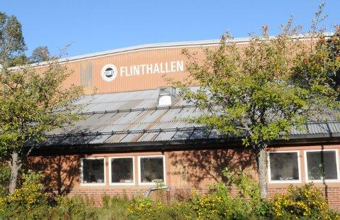 NYTT NEI: StiftelsenFlinthallen ønsker å selge Flinthallen og bygge ny håndballhall ved Slagenhallen.