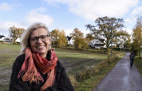 GIR SEG: Høyre-politiker Lene Lauritsen Kjølner har bestemt seg for å bruke tiden på andre ting fremover og takker dermed for seg både i kommune- og fylkespolitikken for denne gang.