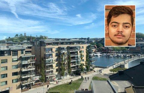 KREVER TILTAK: Annenkandidat for SV i Vestfold, Aram Karim, mener at det må settes inn tiltak for å kjøle ned boligmarkedet i Tønsberg og Færder.