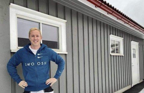Sendte interpellasjon: Simen Hommelsgård har fått mange henvendelser om tema. Foto: Privat