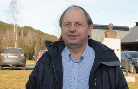 Skuffa: Harald Bjerknes er skuffa over ordføraren.