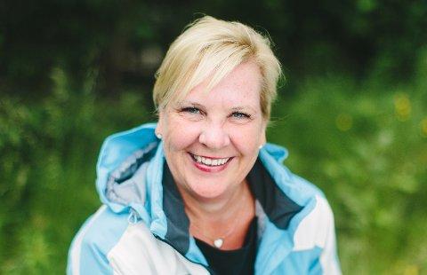 INGENKRISE:Ordfører Hilde Thorkildsen (A) ser ingen dramatikk i at rådmannen foreslår å spare inn rundt 20 millioner kroner i neste års driftsbudsjett.