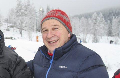 HAR FORSLAG: Per Arne Haugom fra Brandbu foreslår at folk i Gjerdrum skal prioriteres når det gjelder korona-vaksine.