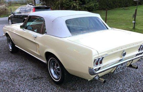 Ford Mustang har for lengst blitt et ikon i bilverdenen.