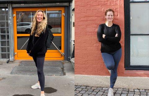 Marte Bratberg og Siri Kristiansen er med på høstens sesong av Skal vi danse på TV2.