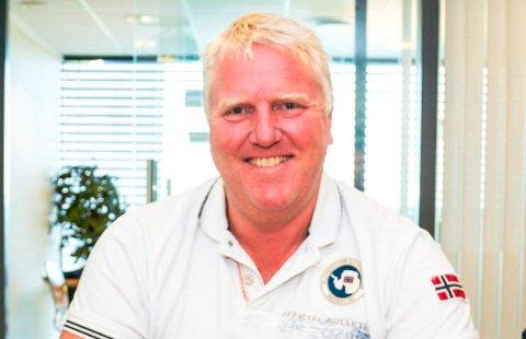 EIER AKSJER: Frank Duvholt eier fortsatt 12,5 prosent av aksjene i selskapet han var med og startet sammen med Svein Håkon Marthinsen.