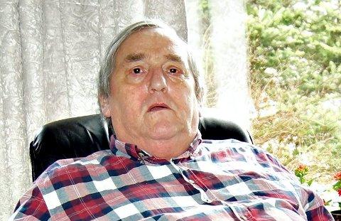Edgar Bæverfjord.