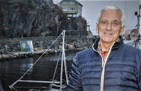 Løkteskjær AS ved Lars Jakob Larsen  er tiltakshaver i forbindelse med at veien i Hasalen planlegges utvidet.