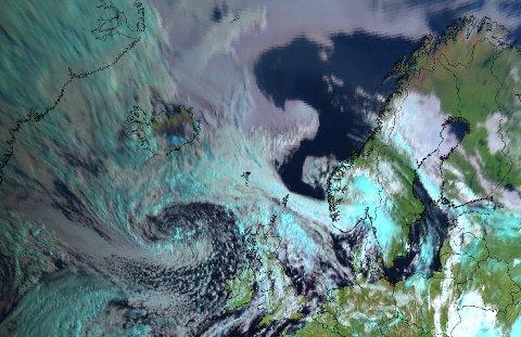 Vakthavende meteorolog ved StormGeo har våte nyheter for saltenværet de kommende dagene.