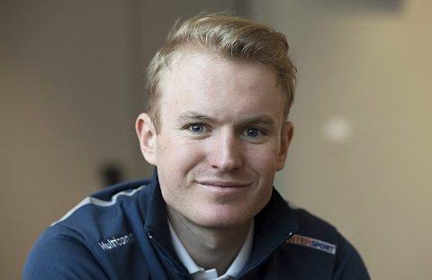 August Jensen skal sykle for franske Delko One Provence den kommende sesongen.. Foto: Marit Hommedal / NTB scanpix