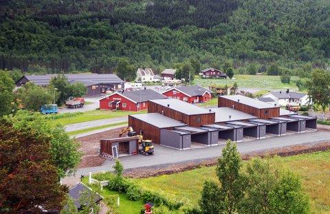 Voksende problem: På Storjord i Beiarn kommune har problemene med den økende dyrebestan blitt så stor, at de har satt i verk et strakstiltak. (Bildet er fra Storjord i Beiarn, men er ikke tatt i sammenheng til saken).