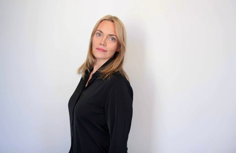 Siri Gulliksen Tømmerbakke (41) tar over stafettpinnen etter Markus Moe. Foto: Julie Kalveland/Dagens Medisin