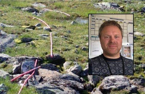 Eilif Gustavsen, vedlikeholdsleder i Statkraft.
