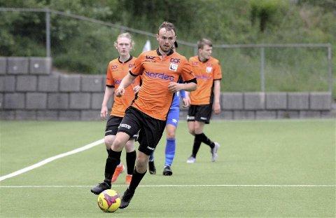 Tord Harald Skår scoret fire mål torsdag, og er nå oppe i 27 seriemål så langt i år!