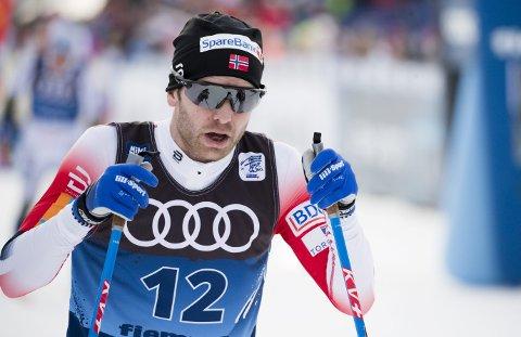Pessimist eller realist? Sjur Røthe har omtrent ett minutt opp til pallen før de to avgjørende Tour de Ski-etappene, men mener pallplass er urealistisk.