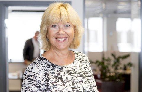 Marit Warncke er godt fornøyd med krisepakke-forslaget.