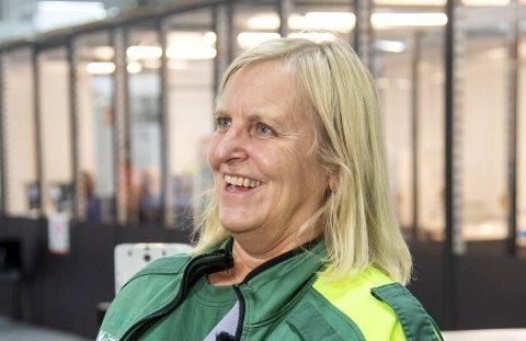 Dagrun Waag Linchausen, leder for Bergen legevakt.
