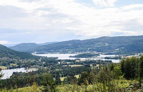 BOLIG: Etter lang tids boligtørke i Krødsherad, er det nå en rekke boliger til salgs i kommunen.