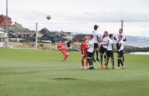 Lasse Johnsen scorte et av målene for Turn og ble kåret til dagens Turn-gutt.