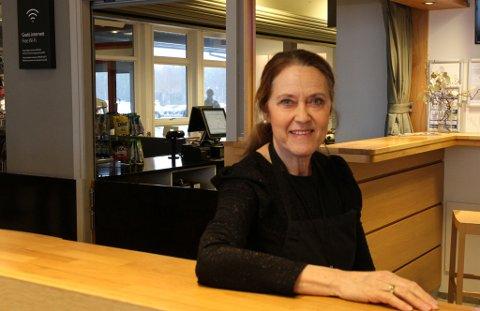 Grethe Kroppan, Cockpiten Cafe.