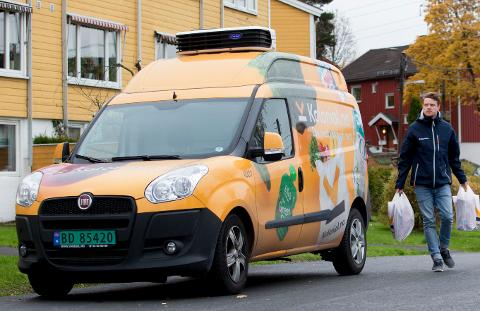 Den nettbaserte dagligvarebutikken har blitt en stor suksess i Oslo. Nå kommer konseptet til Fredrikstad.