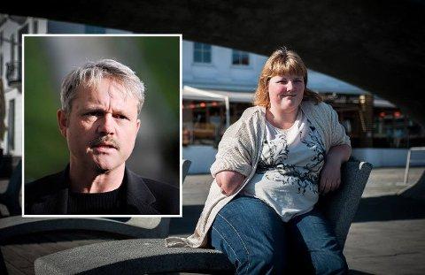 OPPRØRT: Gruppeleder i Frp, Bjørnar Laabak, er opprørt over hva slags behandling Cecilie Herlovsen har fått.