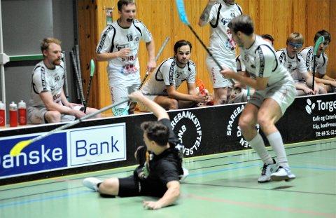 NEDE: Slevik har åpnet godt i årets eliteserie, men ble straffet knallhardt mot Greåker.
