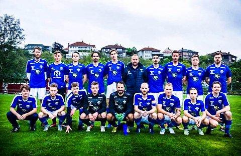 TOPPER: Gresvik IF topper tabellen i 6. divisjon.