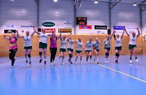 Vant: Kråkerøy A-lagsdamer vant seriepremieren mot Halden i 4. divisjon torsdag.