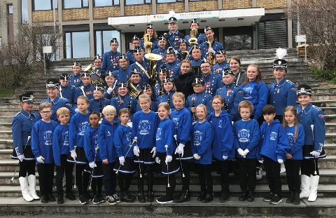 Narvik skolekorps, 8.mai 2019