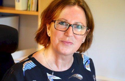 SLUTTET: Trude-Christin Øverleir har sluttet som HR-sjef etter bare få måneder i jobben.FOTO: ØSTLENDINGEN