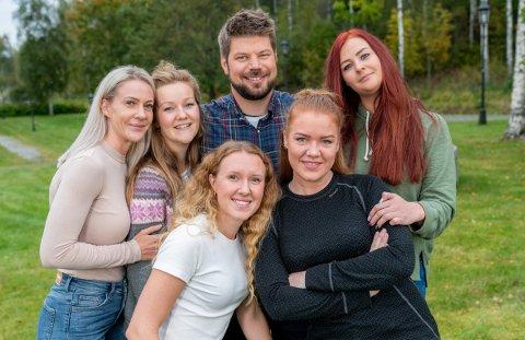Her er jentene som Sondre Stubrud får sjansen til å bli bedre kjent med i TV2s nysatsing «Kjærlighet for alle».