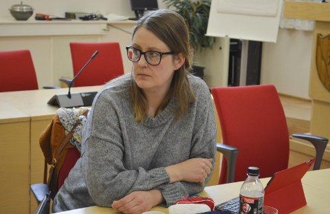 – KAN IKKE LENE OSS TILBAKE: Mari Svenbalrud (SV) mener man ikke må glemme den jobben som må gjøres hver dag, selv om man vedtar en handlingsplan mot hatkriminalitet og radikalisering.