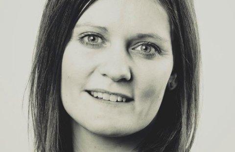 NYANSATT: Malin Hansen Halvorsrud er Nittedals nye enhetsleder for barnehage. Hun begynner i jobben 1. mai.