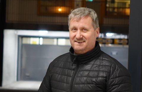 NY LEDER: Bård Sjøgren gleder seg. - Jeg vet det finnes masse god kompetanse i Hammerfest kommune som jeg gleder meg til å jobbe sammen med, sier han.