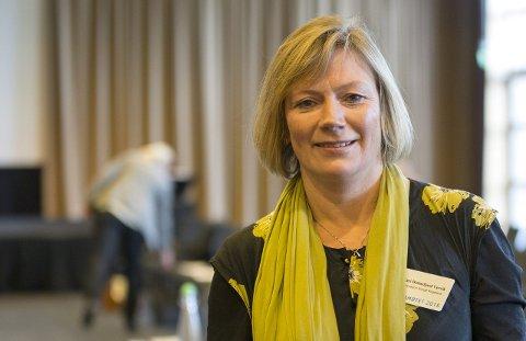 VIL INFORMERE MER: Nestleder Kari Holmefjord Vervik i Innovasjon Norge Rogaland vil gjøre støtteordningene bedre kjent utenfor stavangerregionen.