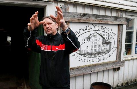 SVIKTET: Bjørn Dybdahl mener det er uakseptabelt at en festival kan gå med underskudd år etter år, uten å ta grep.