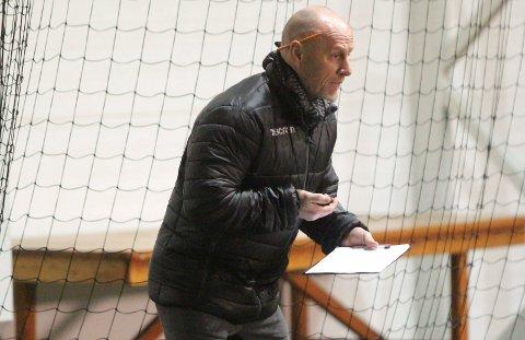 FYSISK TRENER: Harald Andreassen er fysisk trener i FKH.