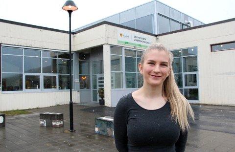 Mia Jørgensen.