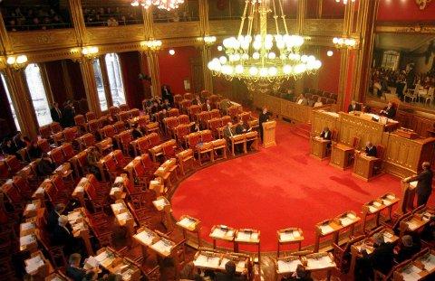 Regjeringens formulering sier ikke noe om et samarbeid mellom Mosjøen og Brønnøysundregistrene.