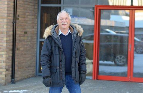 VARM I STOLEN: ODd Eriksen skiftet arbeidsgiver fra Helgeland Regionråd til Mosjøen og Omegn Næringsselskap på sensommeren i fjor, og trives godt i nyjobben