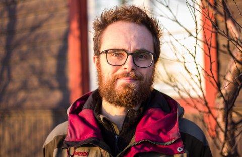 SPILL: Carl Philip Lund har i alle år vært interessert i spill. Nå samler han alle spillene han finner på sin egen blogg.