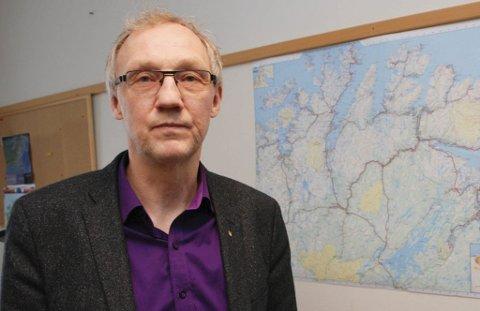 Geir Ove Bakken.