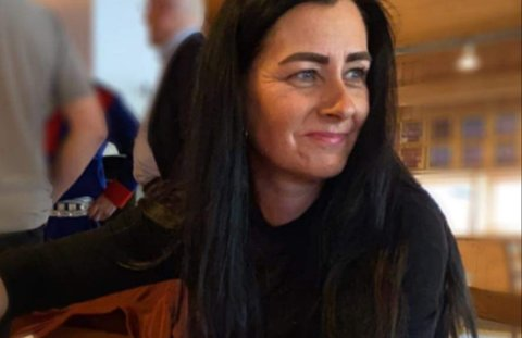 LEDER: May Helen Rasmus er leder for motorklubben.